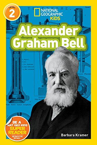 Bell Picture Alexander - National Geographic Readers: Alexander Graham Bell (Readers Bios)