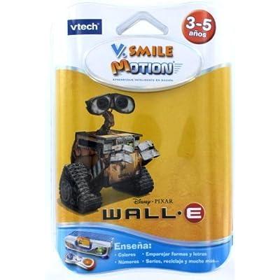 Vtech V Smile Motion Wall.E - Spanish: Toys & Games