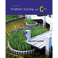 Problem Solving with C++ (9th Edition)