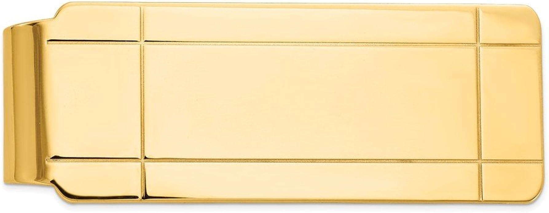 Block Styl FB Jewels 14K Yellow Gold 3