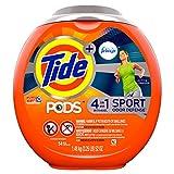 Tide pods odor defense 4 en 1, 1.48 k con 54 capsulas