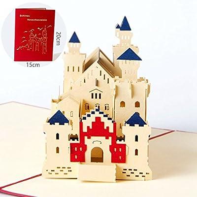 Tarjeta de Cumpleaños 3D Paper Spiritz Tarjetas ...