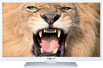 Nevir NVR750232HDBS - Televisor LED de 32 pulgadas, HD Ready, color blanco: Amazon.es: Electrónica