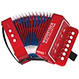 Woodstock Kid's Accordion- Music Collection