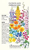 Search : California Color Wildflower Seeds - 14 grams - Botanical Interests