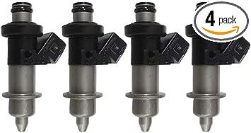 4 Pcs Fuel Injectors For 15710-24F00 Suzuki GSXR 600-750 1000 Hayabusa GSX1300
