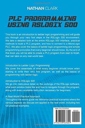 PLC Programming Using RSLogix 500: A Practical Guide to