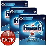 Finish POWERBALL Classic DISHWASHING Original Dishwasher 68/204/340/476 Tablets 3 x 68 Tablet
