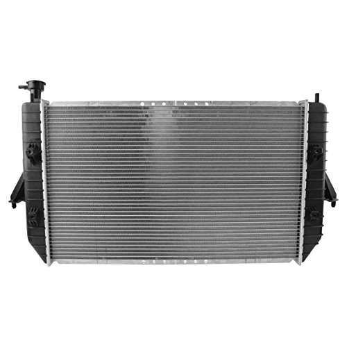 Van Safari Radiator (Radiator Assembly Aluminum Core Direct Fit for 96-05 Chevy Astro GMC Safari Van)