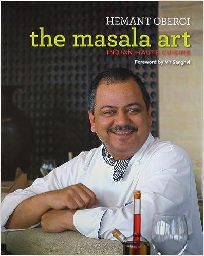 The Masala Art: Indian Haute Cuisine (Roli Books)