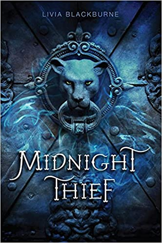 Image result for book cover midnight thief livia blackburne