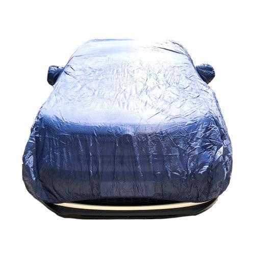 pour Hyundai IX20 Housse DE Voiture en Nylon Toile IMPERM/ÉABLE B/ÂCHE Taille M 432X185X120CM Couverture Anti-Rayures Universelle