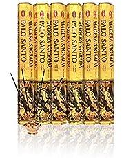 HEM Incense Sticks 120 Bulk Pack - Palo Santo (6 x 20)