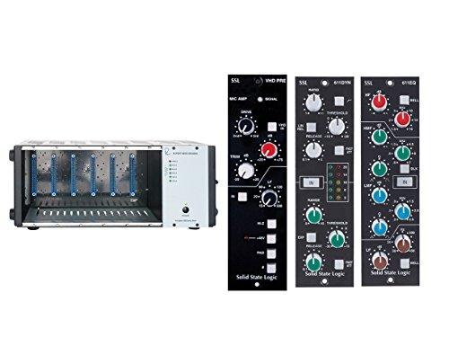 Rupert Neve Designs R6 Rack Chassis + SSL VHD Mic Pre + 611DYN + 611EQ ()