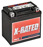 ThrottleX Batteries - ADX5L-BS - AGM Replacement Power Sport Battery