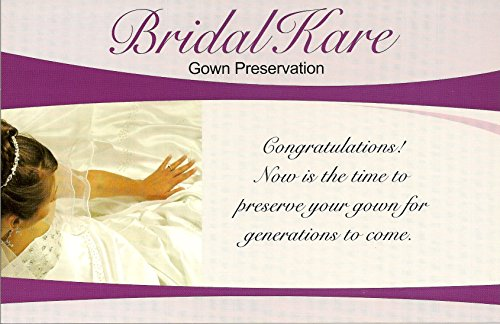 Professional wedding dress cleaning and preservation done for Professional wedding dress cleaning