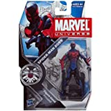Marvel Universe 3 3/4 Inch Series 12 Action Figure SpiderMan 2099