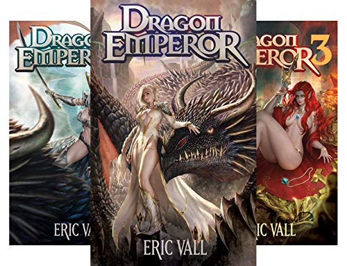 Dragon Emperor (Books 1-3) - Eric Vall