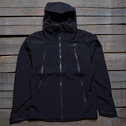 Three Layer Jacket - New Balance Men's 3 Layer Jacket, Black, Medium