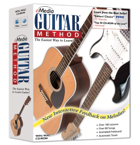 eMedia Guitar Method v5 [Old Version] by eMedia