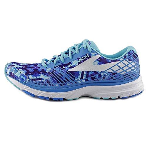Femme De 3 Chaussures Brooks Running Compétition Launch electricbluelemon Kaleidoscope YxH6wwqCA