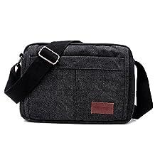 Super Modern Canvas Satchel Bag Messenger bag Retro Lightweight Small Shoulder bag MINI Ipad Bag Hiking Bag Leisure Daypack