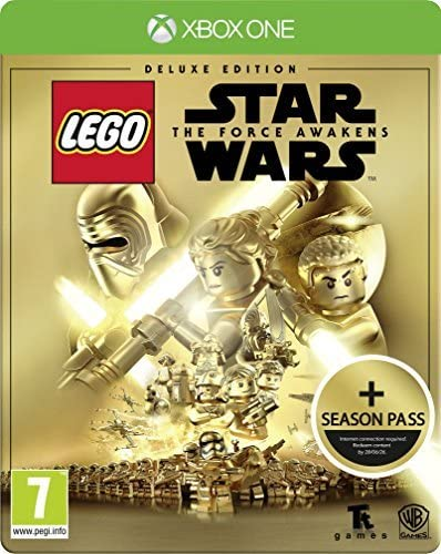 LEGO Star Wars: The Force Awakens Deluxe Steelbook Edition with Season Pass (Exclusive to Amazon.co.uk) (Xbox One) by Warner Bros Interactive Entertainment UK: Amazon.es: Videojuegos