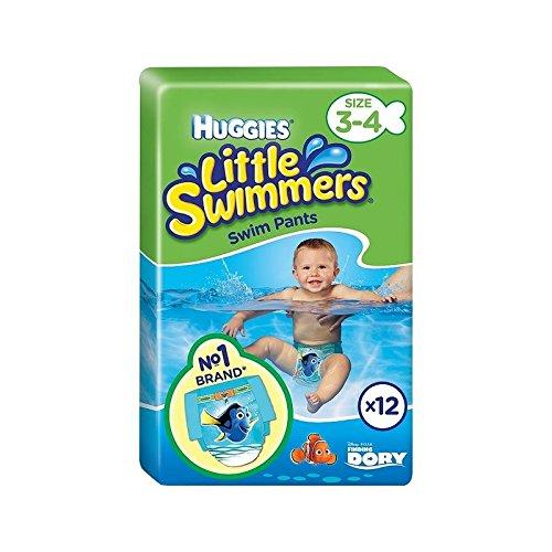消費税無し 少しスイマーはパックあたり3-4 6) 12のサイズを (Huggies) per (x 6) - Huggies Little 3-4 Swimmers Size 3-4 12 per pack (Pack of 6) [並行輸入品] B01M18HL5J, 【厳選食材】しずる-sizzle-:12253f30 --- ciadaterra.com