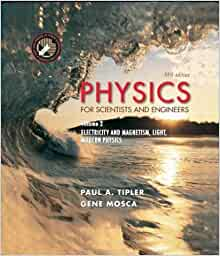 Physics Volume 2 (5th Edition) by Walker, James S. HARDCOVER, LIKE NEW