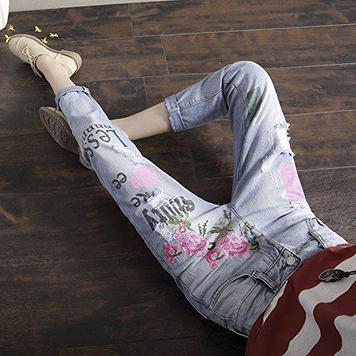 Popoye Jeans Blue Popoye Jeans Donna Blue Popoye Donna qFZ7Ptn