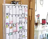 calendar, duration 18 months for example Aug 2018 - Jan 2020