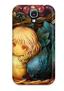 Fashion HJbnBoh5655lJVxf Case Cover For Galaxy S4(dragons-crown Anime Action Rpg Fantasy Family Medieval Fighting Dragons Crown )