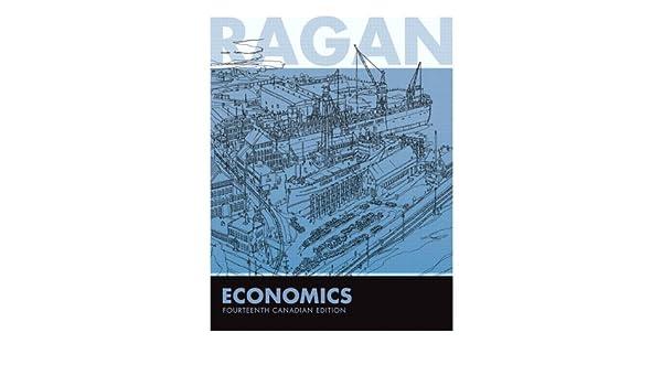 economics ragan and lipsey 14th edition