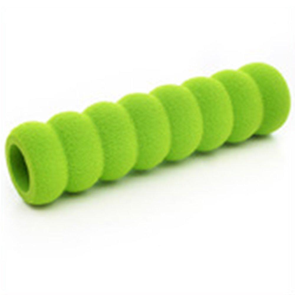 Ocama Spirale Kinder Kantenschutz Tür Griff Schutzhülle für Kid 's Room Brown13.5*3.5cm