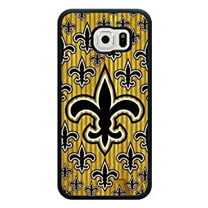 Iphone4/4S Case, Customized NFL New Orleans Saints Logo Black Soft Hard Iphone4/4S Case, New Orleans Saints Logo Iphone4/4S Case(Not Fit For Case Iphone 6Plus 5.5inch Cover )