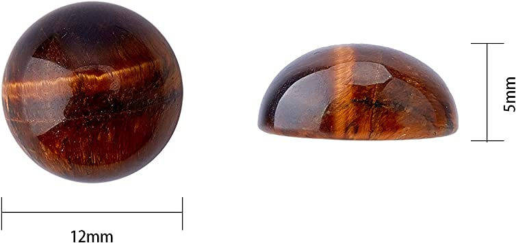 60/% Off  Natural Beautifull Tiger Eye Cabochon Unique AA Design Fabulous Loose Gemstone Tiger Eye Mis Shape Amazing Quality 147Cts 6 Pieces