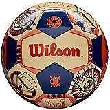 Star Wars Han Solo & Chewbacca Wilson Soccer Ball (Size ...