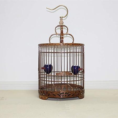 XWYGW Perrera Duradera de la jaula del pájaro de la jaula del ...