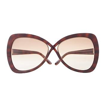 a497604715 Tom Ford Jade FT0277 Sunglasses - 52F Dark Havana (Brown Gradient Lens) -  60mm  Amazon.ca  Sports   Outdoors
