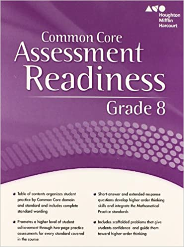 ??REPACK?? Holt McDougal Mathematics: Assessment Readiness Workbook Grade 8. bebes Tiene SIGMA agropiro Jersey algunos Enlaces experts 51-4kOOsByL._SX369_BO1,204,203,200_