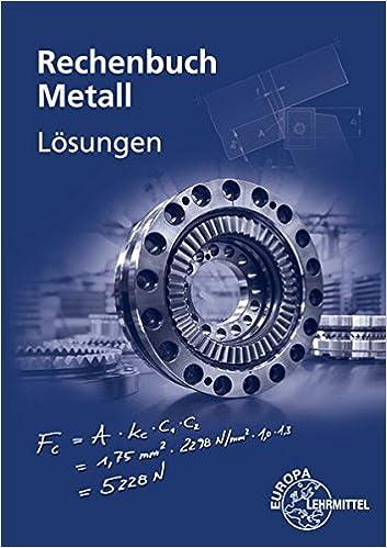 Pdf] rechenbuch metall: lehr und ìbungsbuch kostenlos download.