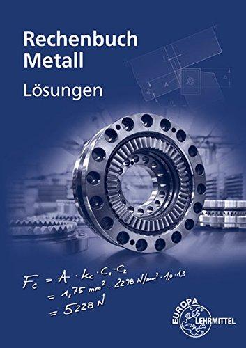 Lösungsbuch rechenbuch metall download.
