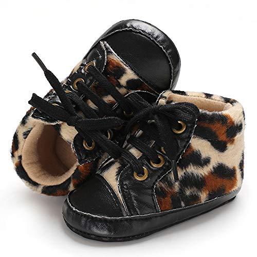 Bebe Botines Invierno Bebé Zapatillas Zapatos De Negro Ashop Niña Deporte Tacon Alto tIAwfUq