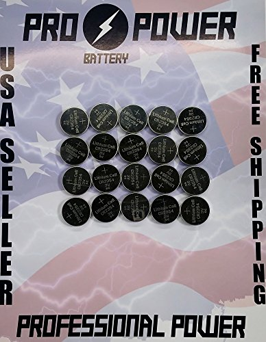 (100) Pro Power replacement for Sony CR2354 3V Lithium Coin Batteries by Pro Power