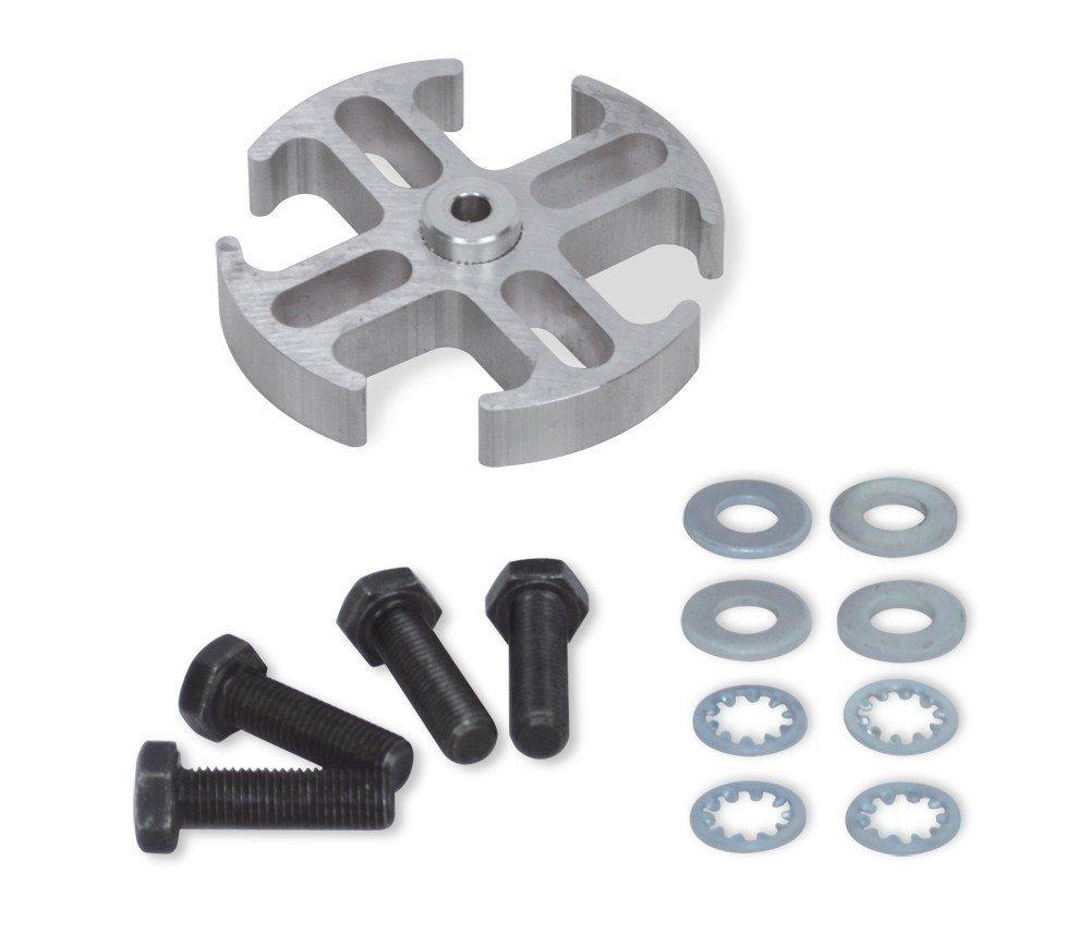 Flex-a-lite 14524 Mill Finish 1//2 Fan Spacer Kit