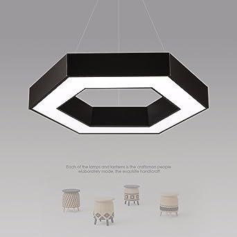 Oficina moderna lámpara de araña de luces led restaurante tienda de ropa creativa individualidad eólica industrial