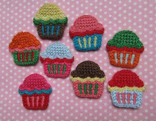 YYCRAFT 8pcs Crochet 1