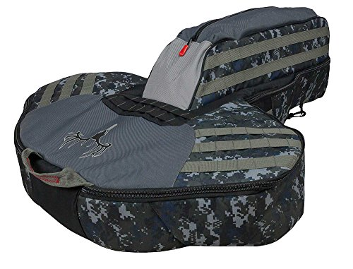 Hard Crossbow Case (Killer Instinct Narrow Limb Crossbow Case with Dual Shoulder)