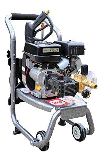 Brilliant MBW1300, Professional Gas Pressure Washer, 1300PSI/1.9GPM by Brilliant