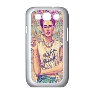 LSQDIY(R) Frida Samsung Galaxy S3 I9300 Hard Back Case, Personalized Samsung Galaxy S3 I9300 Case Frida